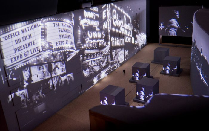 Maquette Expo 67 Live - (ONF)